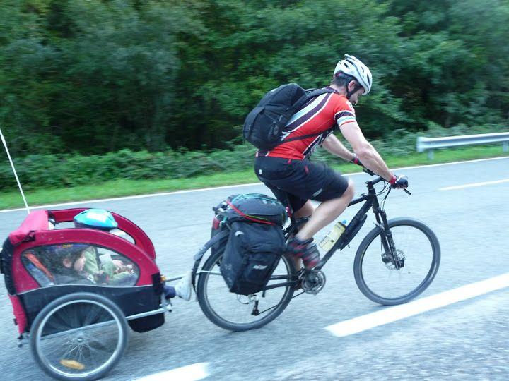 Paps ciclistas Opciones de silla para tu guagua