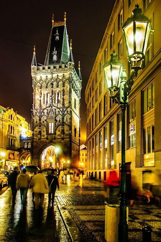 Powder Tower, Prague, Czechia