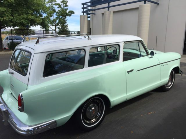 1960 Amc Rambler American Super Station Wagon For Sale Photos