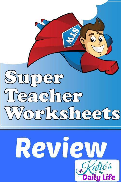 Super Teacher Worksheets is a quick and easy way to supplement what ...