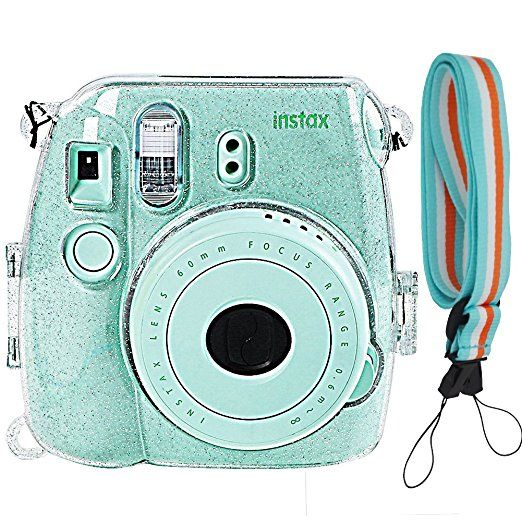 Case Cover For Fujifilm Instax Mini 9 8 8 Instant Camera Transparent Pvc Crystal Protective Camera Case For Fu Instax Fujifilm Instax Instax Mini