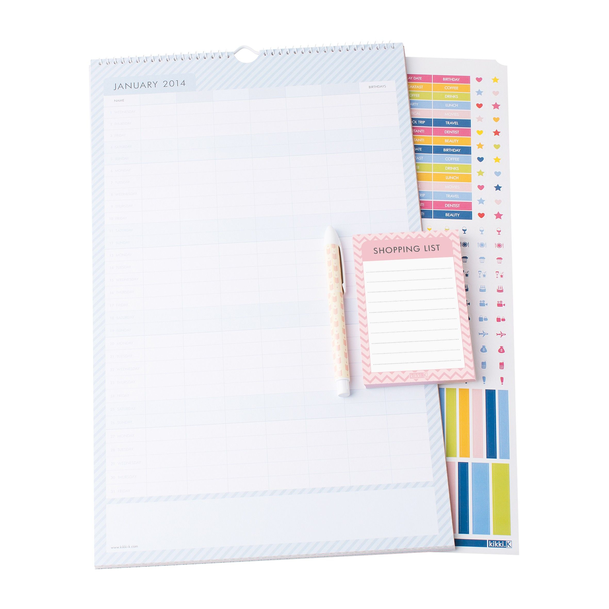 Free your mindu gift pack jul planner pinterest planners