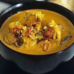 Recette tofu au curry et aux champignons
