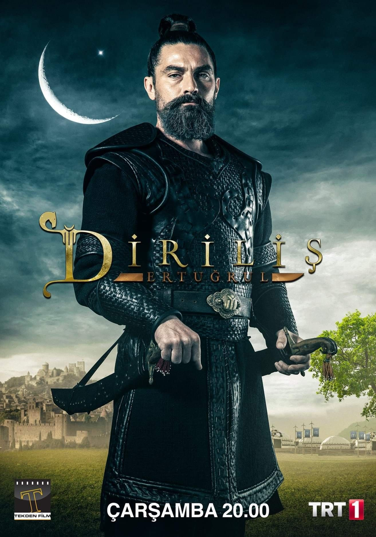 Dirilis Ertugrul, season 5 | Ertugrul in 2019 | Movie posters, Movie