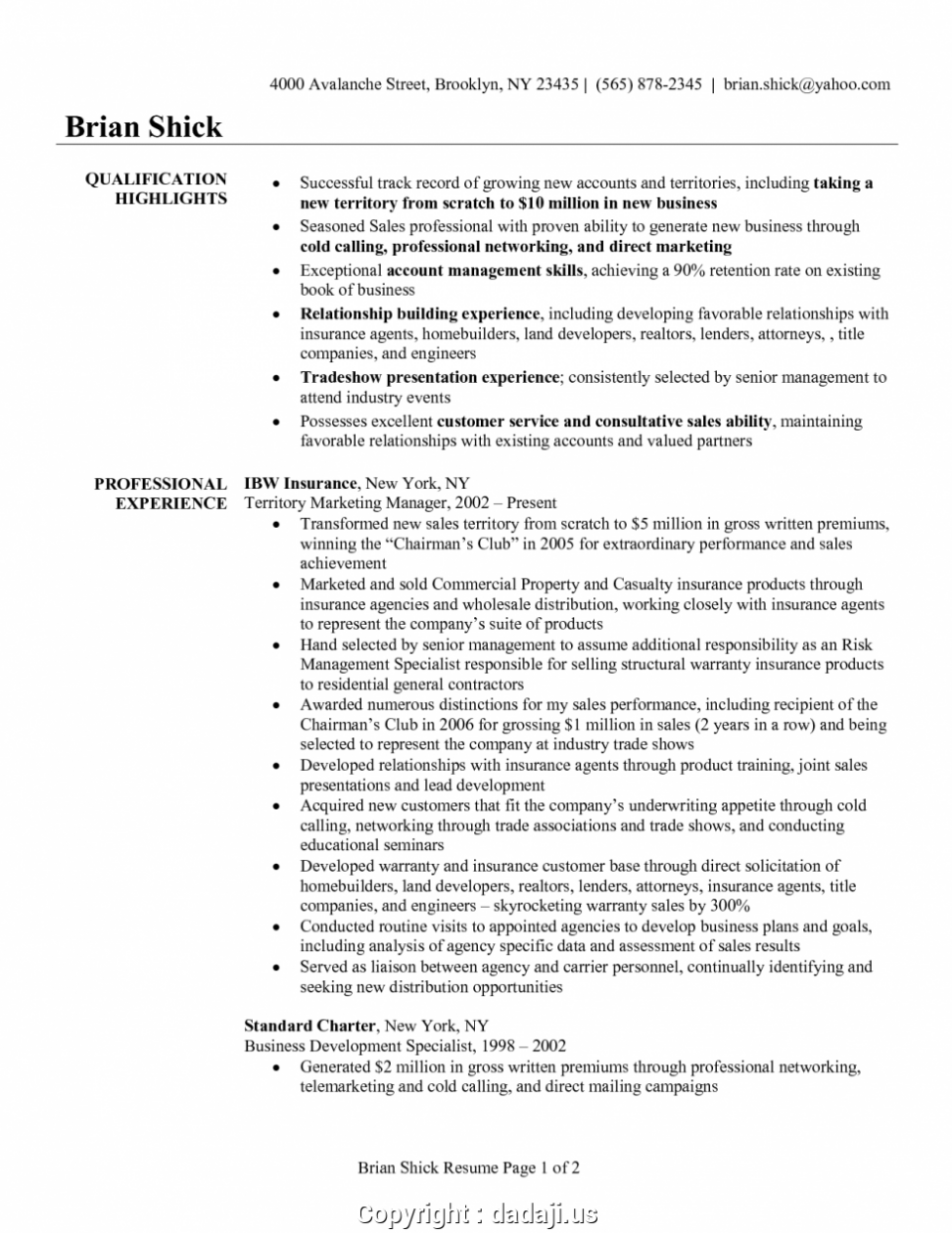 Account Manager Job Description For Resume Lovely Free Insurance