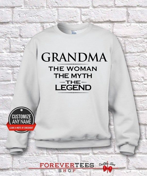 Grandma The Woman The Myth The Legend, Grandma Gift, Grandma Birthday, Mother's Day, Grandma Hoodie, #Birthday #Day #gift #grandma #hoodie #legend #mother #mother's day brunch #mother's day diy gifts #mother's day kindergarten crafts #mothers #mothers day cards #mothers day decorations ideas #mothers day food ideas 2020 #mothers day grandma ideas #Myth #woman