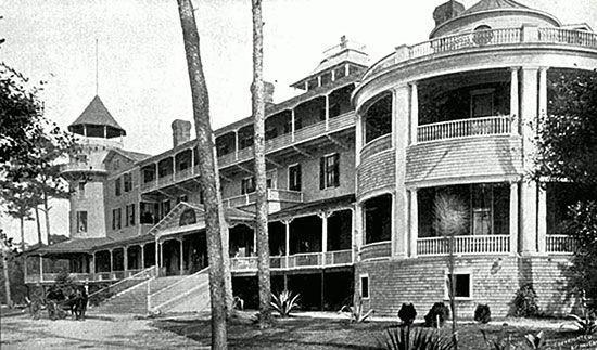 The Ormond Hotel In Florida Now Demolished Always Wished I Could Have Seen Inside This Beauty