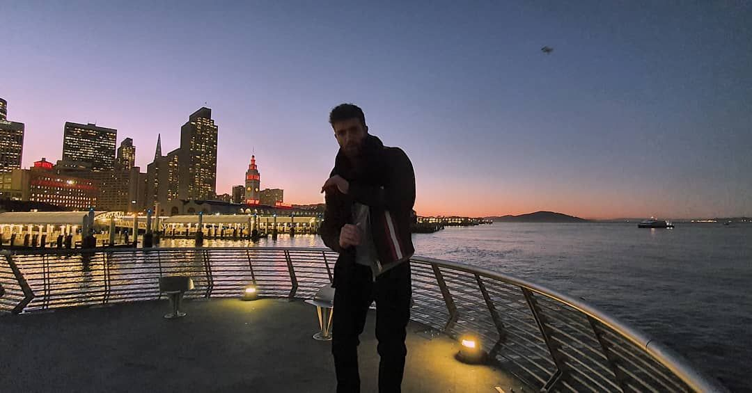 Pablo Alborán No Dejéis De Bailar Pase Lo Que Pase Skyline New York Skyline New York