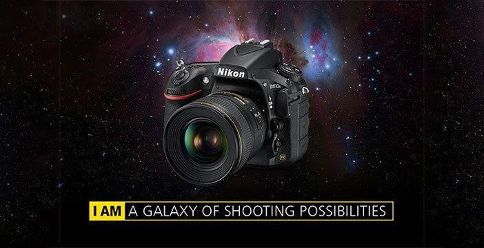 La Nikon D810A è capace di immortalare, senza problemi, anche le stelle
