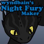 night fury maker by