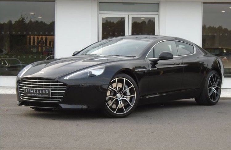 Aston Martin Rapide S V Touchtronic III Shipped To - Aston martin price list