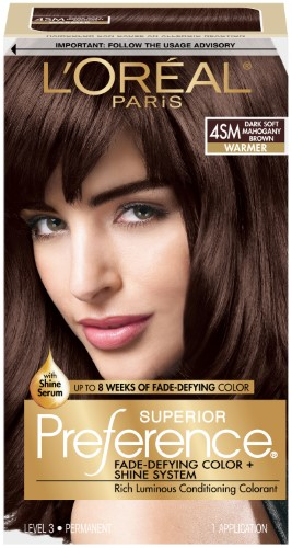 L Oreal Paris Excellence Creme 4ar Dark Chocolate Brown 1 Kit