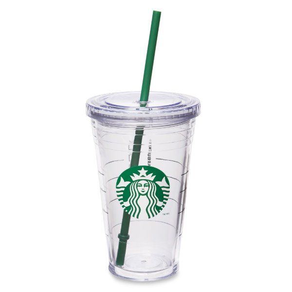 Starbucks Cold Cup, Grande 16 fl oz:Amazon:Home & Kitchen