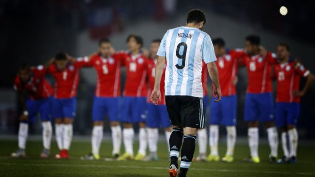 Copa America al Cile, tutte le colpe a Higuain ma…