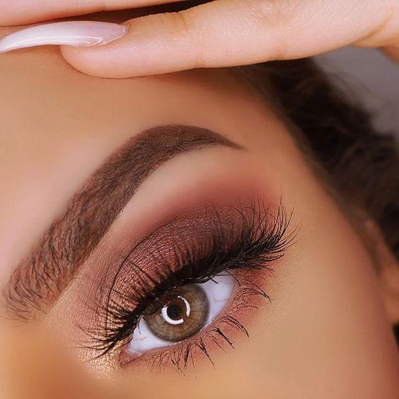 Photo of Make-up wechselnaubende Augen mak Makeup Makeupideas MakeupLook MakeupZiele Atem…