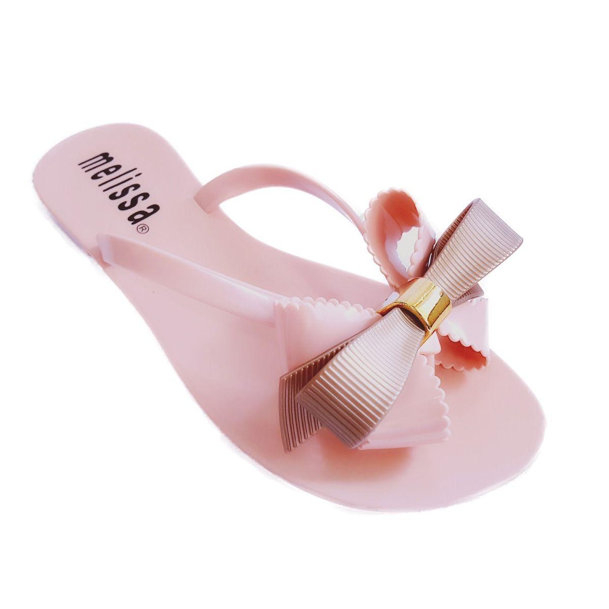 23623669852bc1 chinelo rasteira sandália rasteirinha feminina melissa xii Tenis Melissa