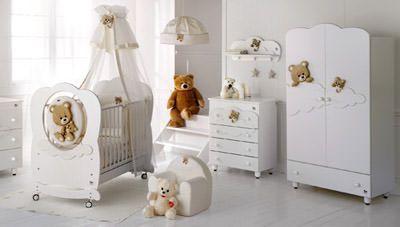Camerette maschietti ~ Mobili da neonati con orsetti cerca con google italian baby