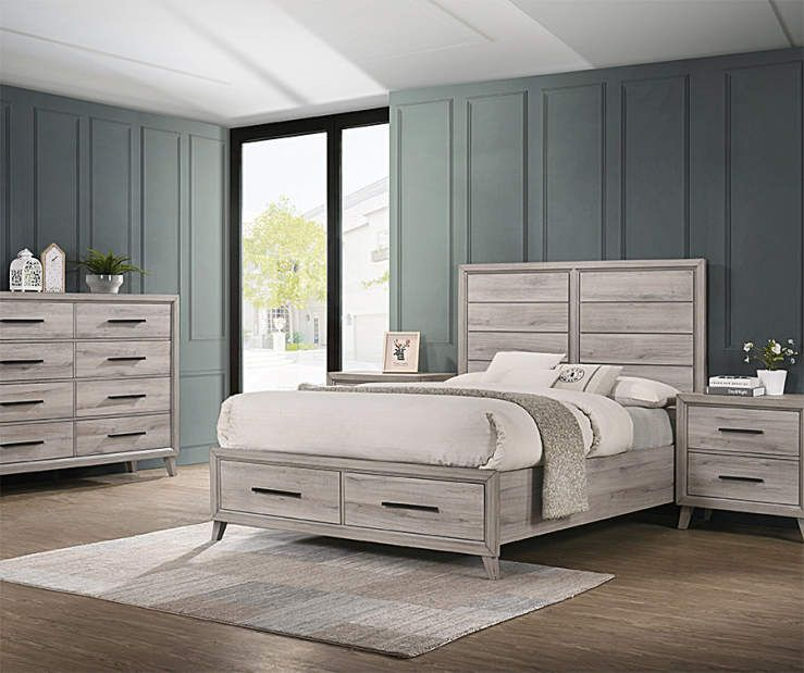 lennon queen bedroom furniture collection at big lots