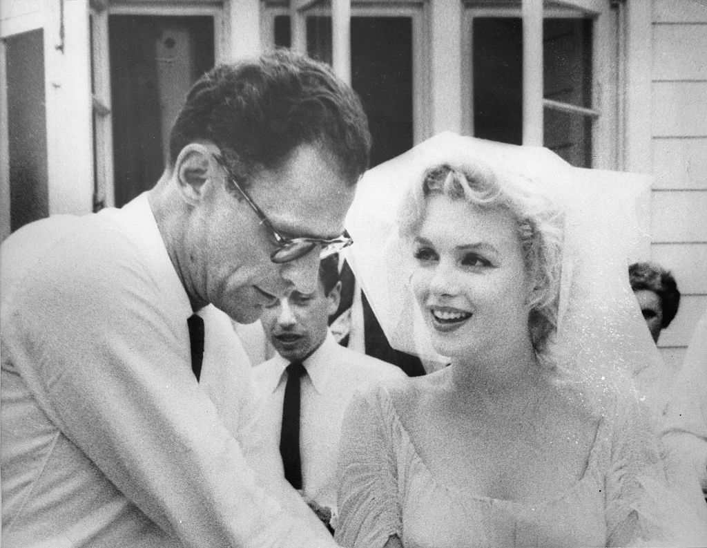 Rare footage of marilyn monroe at her third wedding has surfaced