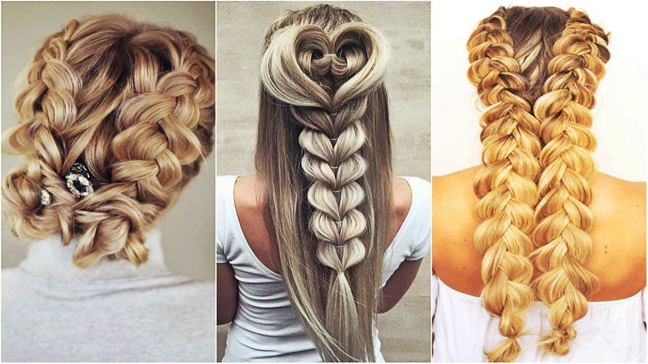 Best hairstyles tutorials compilation amazing hairstyles you can