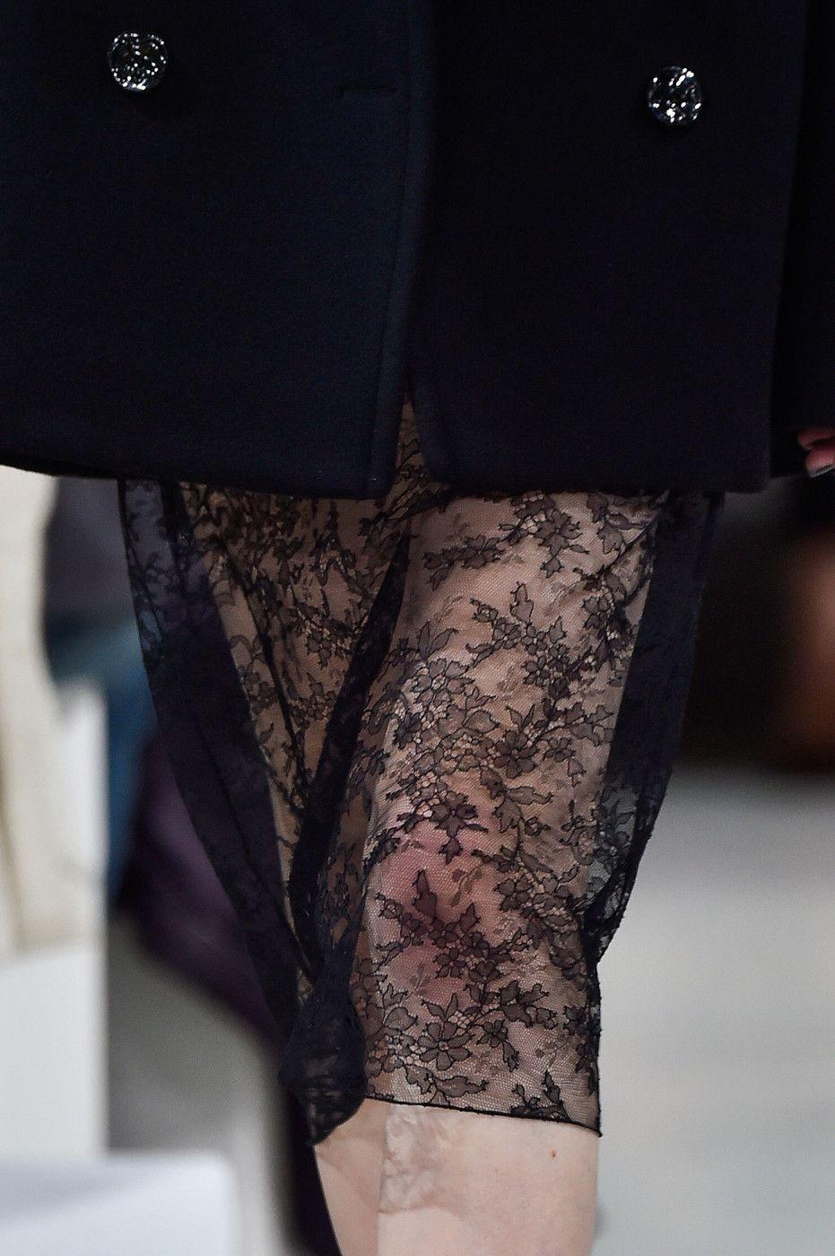 Nina Ricci at Paris Fashion Week Fall 2015.