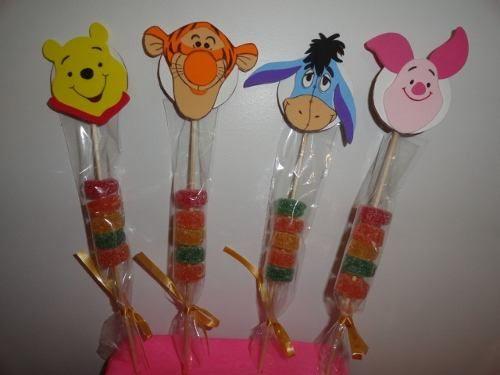 """Segundo regalo de cumpleaños /""""Winnie the Pooh y Pigglet « Recuerdo Niña O Niño 2 Años"""