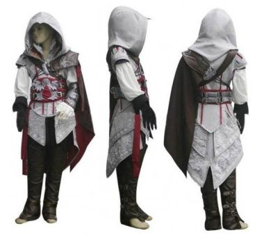 Boys Girls Kids Halloween Costume Anime Athemis Assassin S Creed Ii Cosplay Costume Assa Assassins Creed Cosplay Assasins Creed Costume Assassins Creed Costume