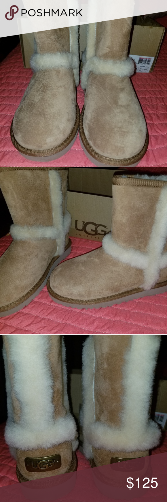 4981bb261a8 Kids Ugg Hadley boots size 13 Nwt Kids UGG boots.. brand new /never ...