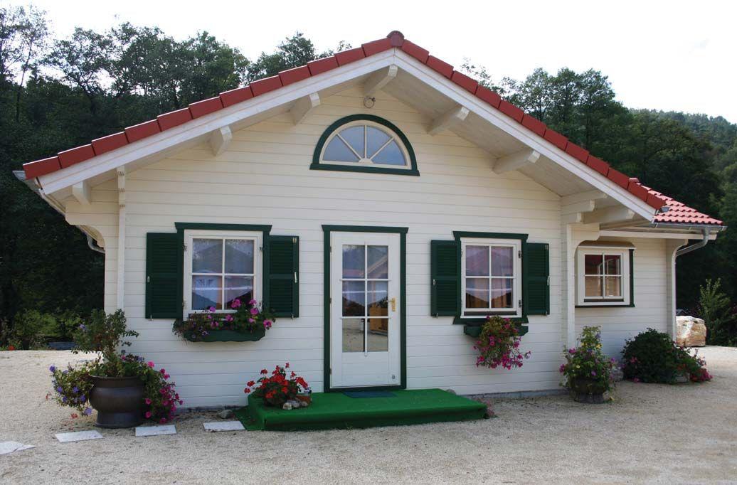 Pro casa neermoor blockh user kleinhaus bauen for Holzhaus kleinhaus