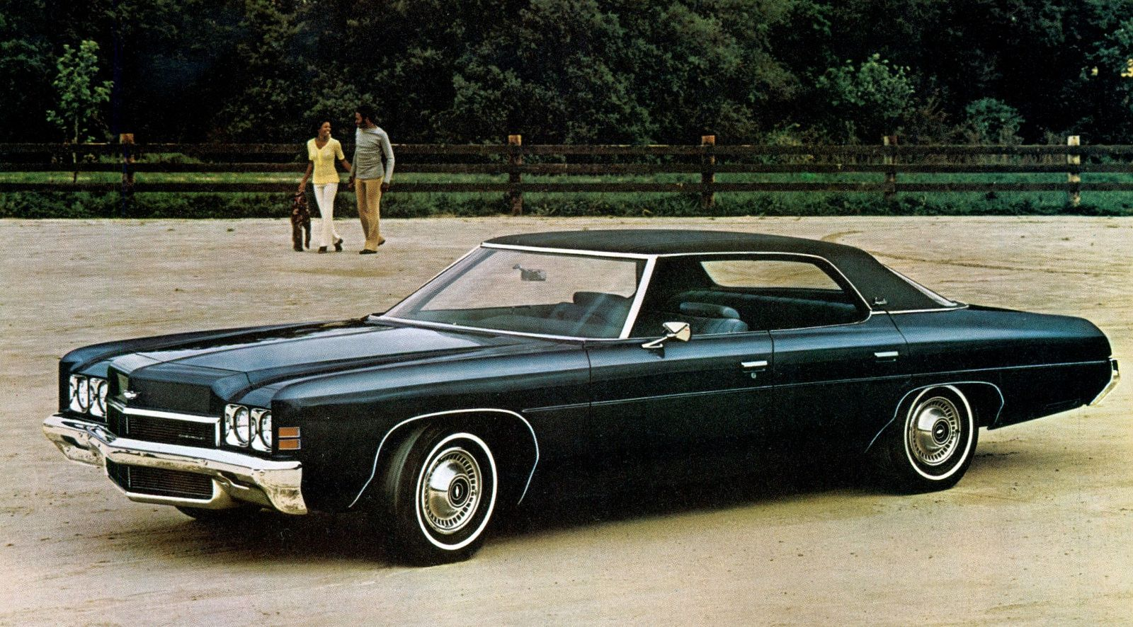 1972 chevrolet impala 4 door hardtop by coconv