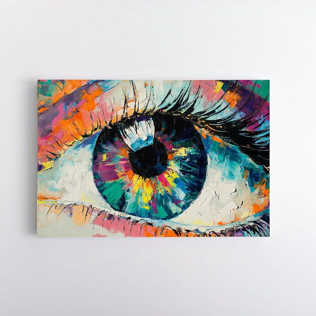 Eye Catcher - 24 x 18