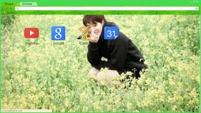 Chrome Themes by 박티파니 - ThemeBeta