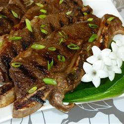 Kalbi Korean Barbequed Beef Short Ribs Recipe Beef Short Rib Recipes Short Ribs Recipe Rib Recipes