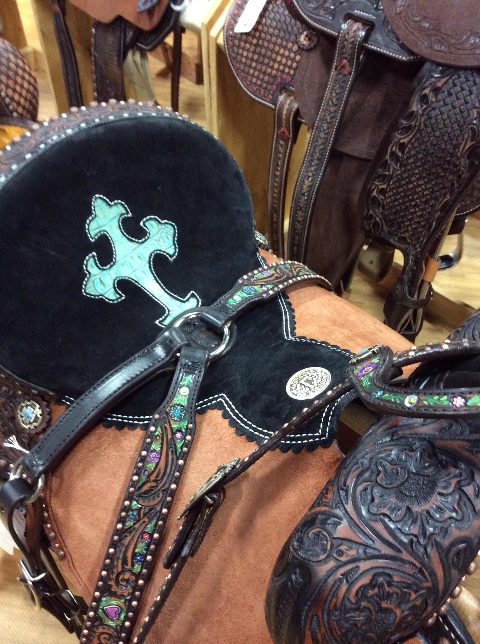 Double J Saddlery at the NFR, booth 945 in Mandalay Bay
