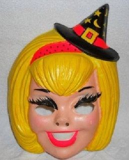 BEWITCHED COSTUME MASK