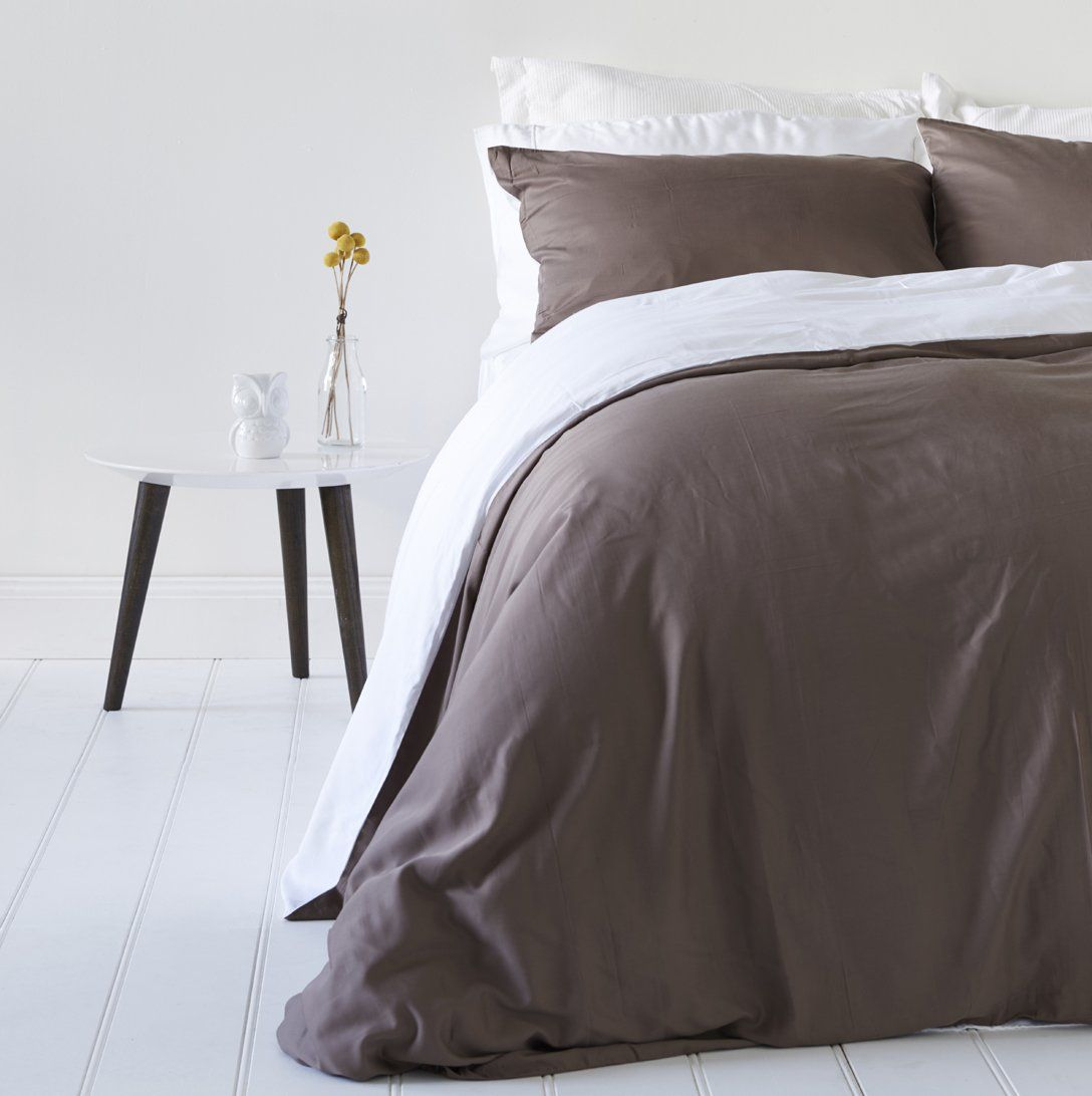 Bamboo Lyocell Pillowcase Set | Duvet