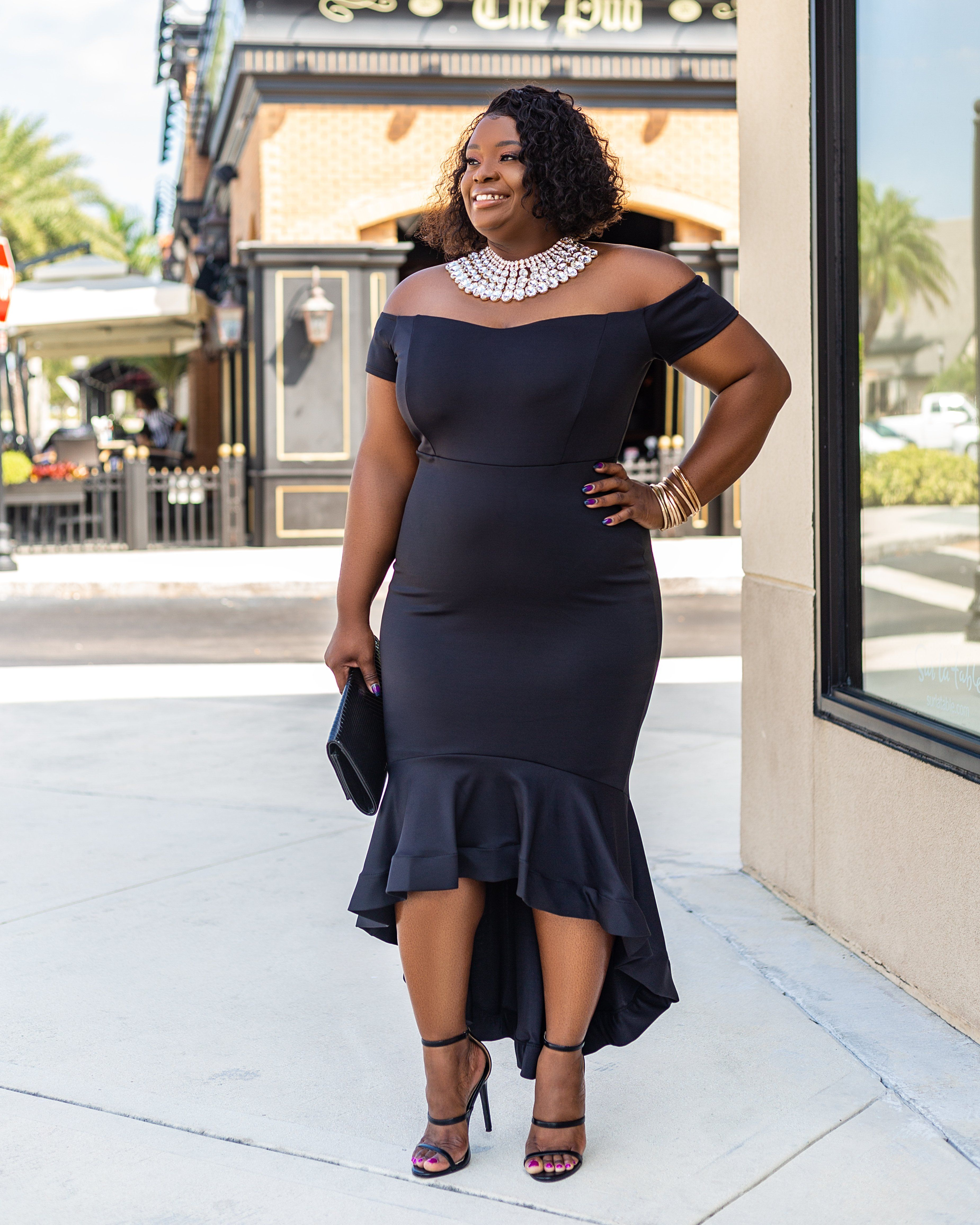 647291f68af51 Madame in 2019 | Cruise Bank | Dresses, Evening dresses plus size ...
