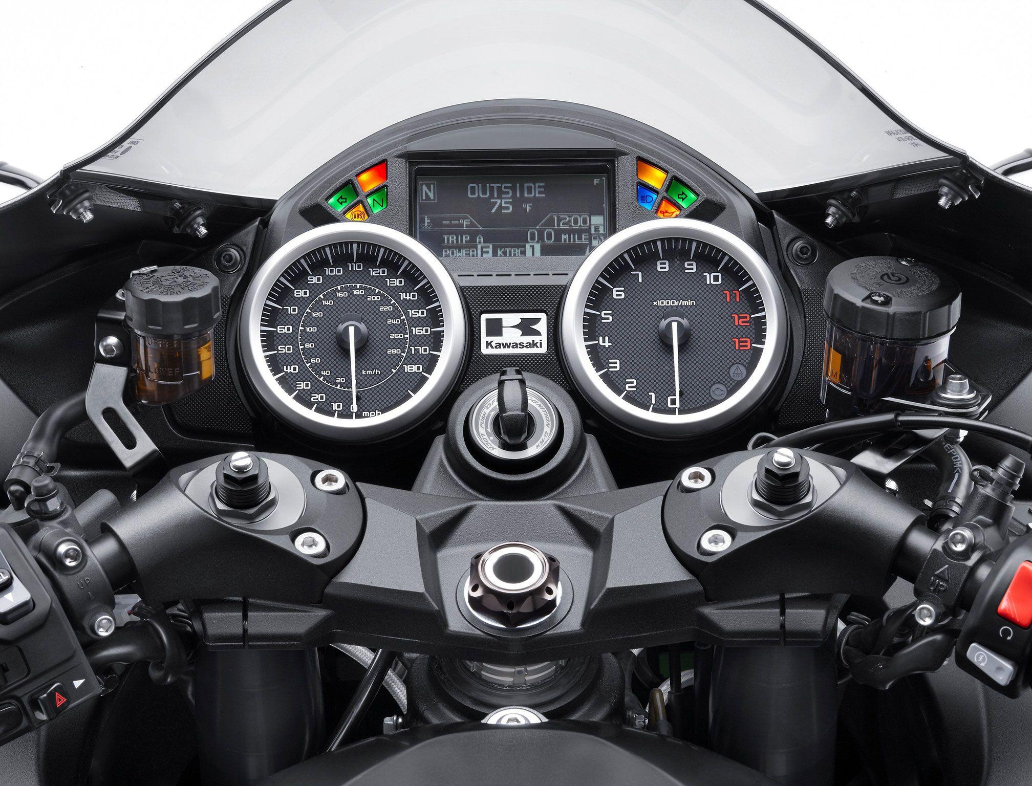 2016 Kawasaki Ninja ZX-14R ABS SE