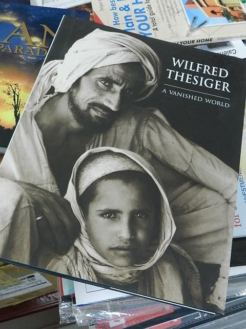 In Salalah, in the Ministry of Heritage and Culture Wilfred Thesiger's pictures are permanently on display. In the Family bookshop his book 'A Vanished ...