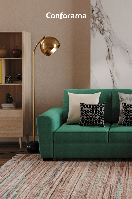 Epingle Par A Sur Pintura De Sala En 2020 Piece A Vivre Canape Conforama