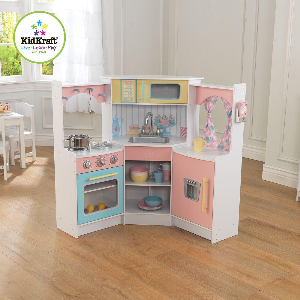 KidKraft - Luxuriöse Eck-Spielküche - KidKraft - Toys\