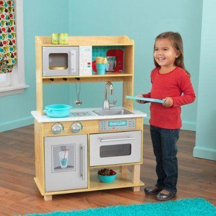 Etonnant Amazon.com: KidKraft Toddler Kitchen   Right Start Exclusive: Toys U0026amp;  Games
