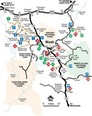 Moab Atv Trails Moab Utah Jeep Moab Trails Moab