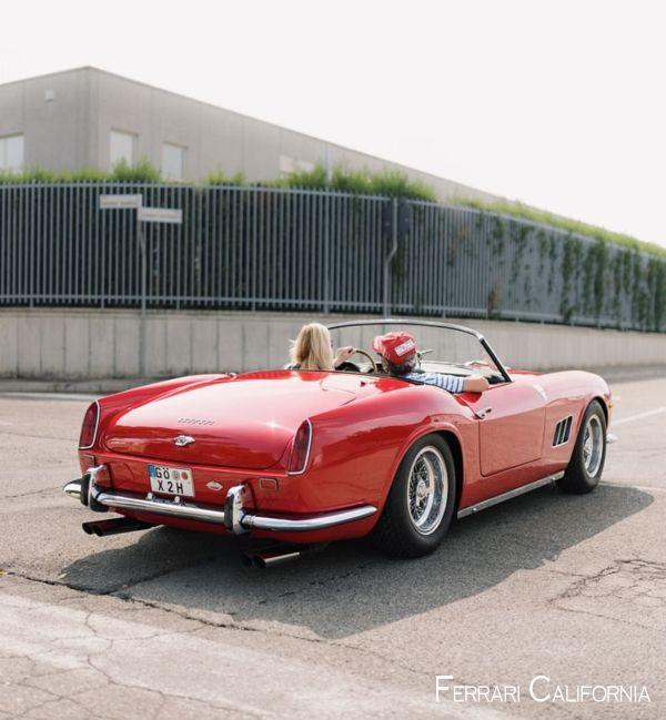The Ferrari California | Ferrari california, Classic ...