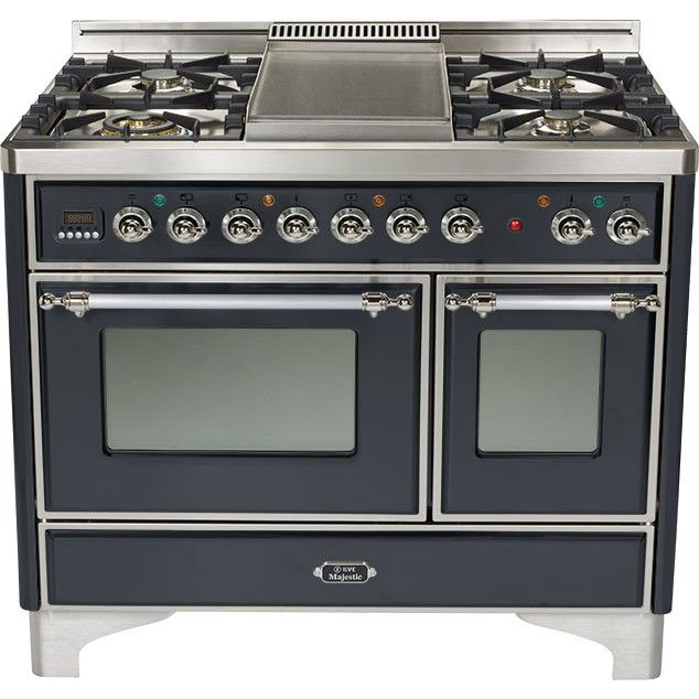 6 ChâteauStyle Cooking Ranges for the Luxe Holiday