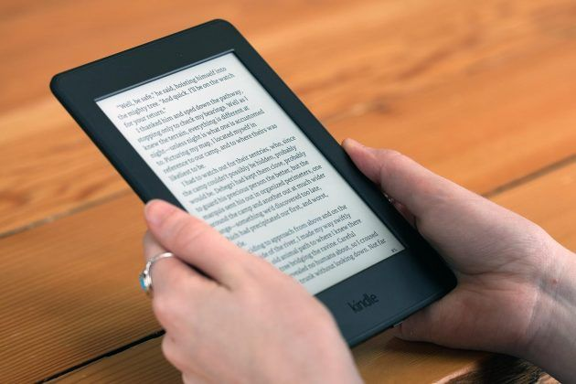 The issue related to frozen screen of Kindle can be resolved