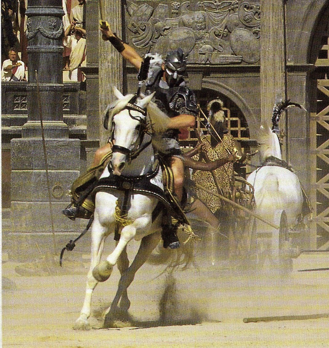 Warrior Movie Fight Scene: Collesuem & Gladiators