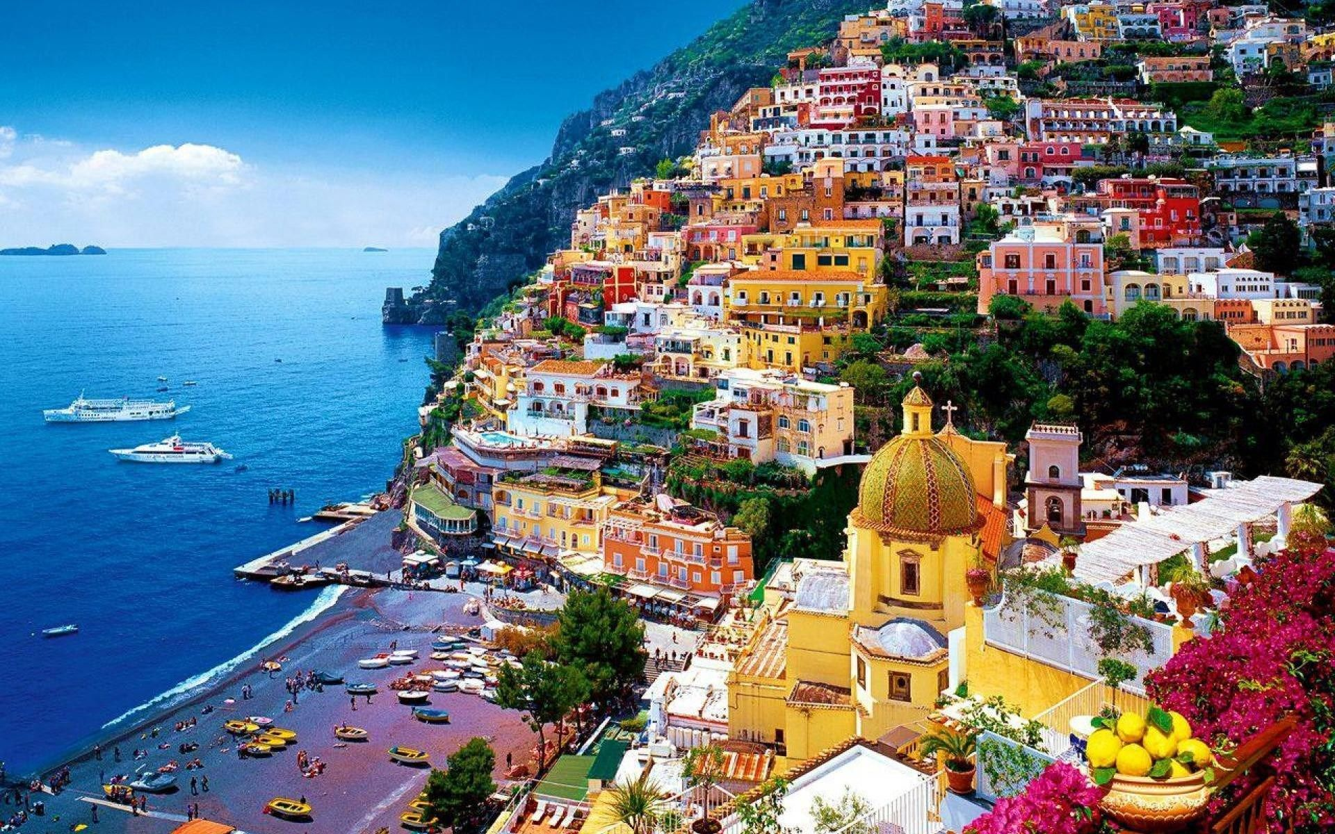 Italy City Wallpaper For