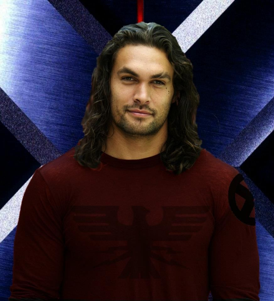 Jason Momoa Upbringing: Jason Momoa (Conan The Barbarian) As Warpath (James