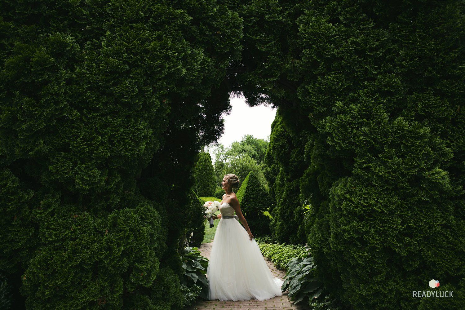 Ladew Topiary Gardens Photographed By